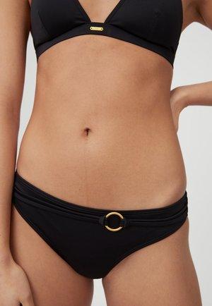Bikini bottoms - black out