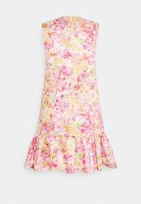 Versace Jeans Couture - LADY DRESS - Denní šaty - pink confetti - 6