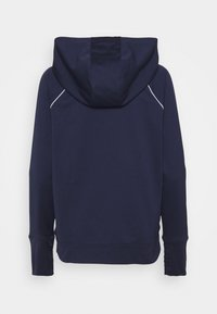 Under Armour - TRICOT JACKET - Sweatjacke - midnight navy - 6