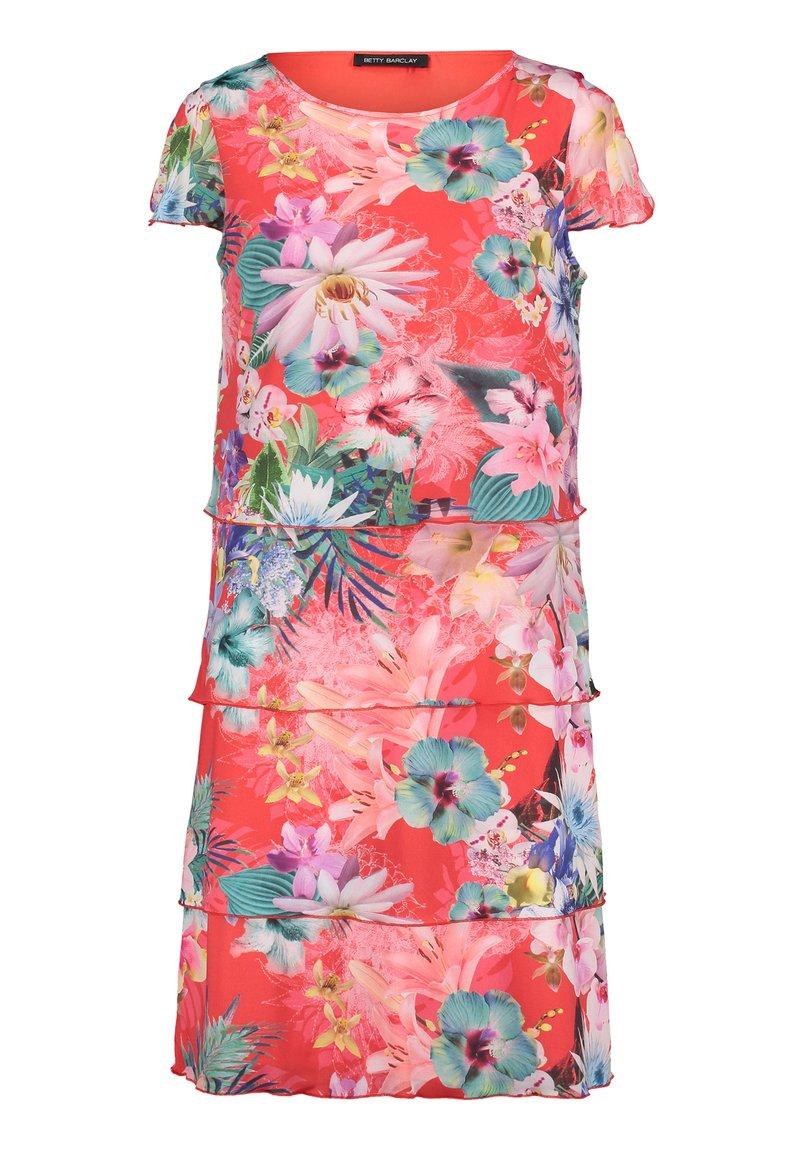 Betty Barclay - Day dress - pink/dark blue