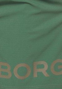 Björn Borg - Urheilushortsit - duck green - 2