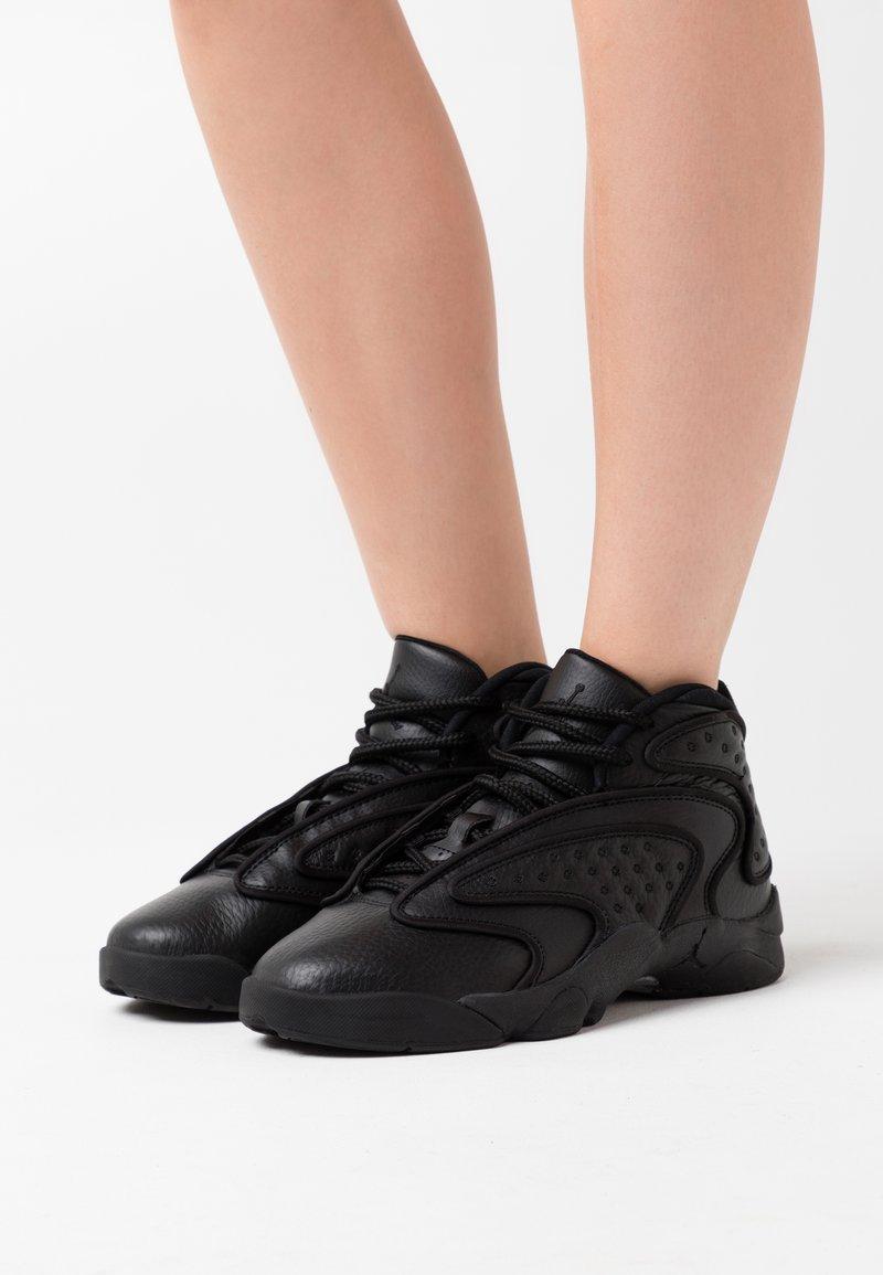 Jordan - AIR  - Zapatillas altas - black