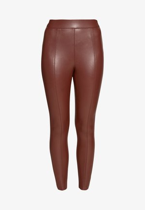 PIPER  - Trousers - brown
