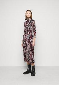 MAX&Co. - CRATERE - Maxi dress - black - 0