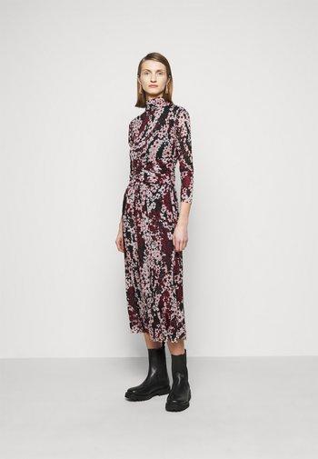 CRATERE - Robe longue - black