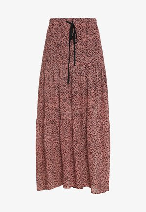 WILLIA SKIRT - Maksihame - old rose