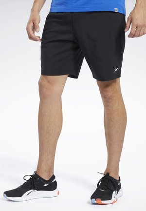 WORKOUT READY SHORTS - Pantalón corto de deporte - black