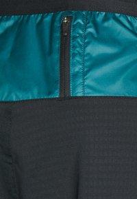 Nike Performance - SHIELD - Pantaloni sportivi - dark teal green/black/silver - 6