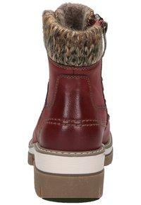 Bama - Ankle boots - bordeauxrot 51 - 3