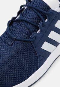 adidas Originals - X_PLR UNISEX - Tenisky - dark blue/footwear white/core black - 5