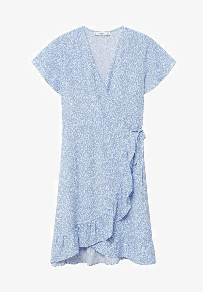 Mango - Day dress - blue