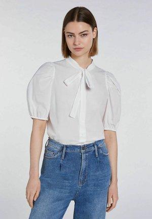 Button-down blouse - pristine