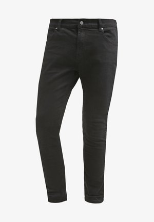 Slim fit -farkut - black denim