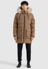 khujo - RIDLEY - Winter coat - khaki - 1