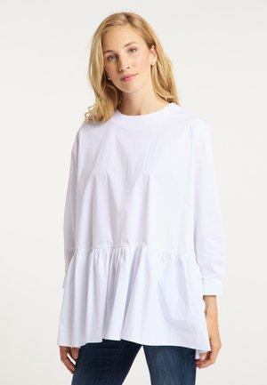 TUNIKA - Tunic - white