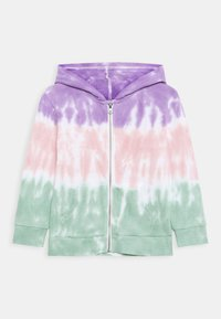 Cotton On - ABBY ZIP THROUGH JACKET - Zip-up hoodie - rainbow - 0