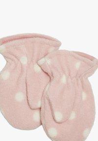 GAP - HAT MITT BABY SET - Berretto - pink standard - 4