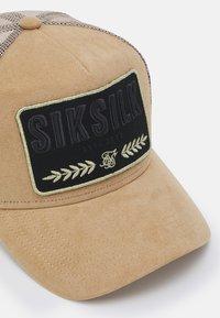 SIKSILK - TRUCKER - Keps - camel - 3