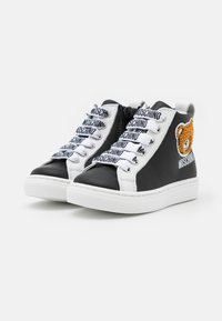 MOSCHINO - UNISEX - High-top trainers - black - 1