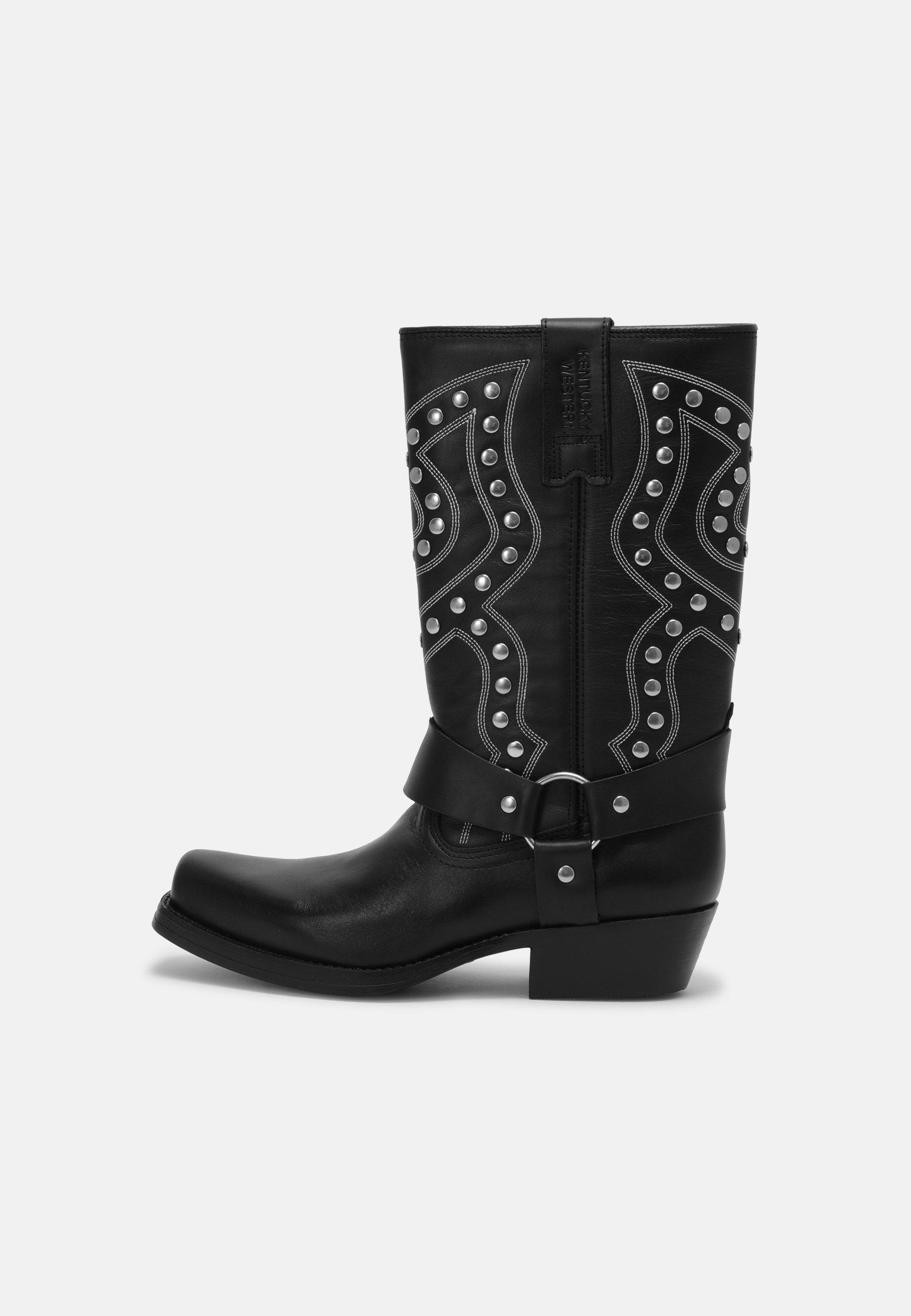 Men UNISEX - Cowboy/Biker boots