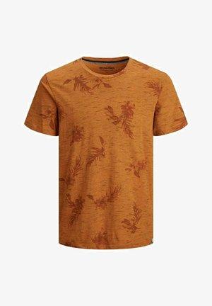 BOTANIK - T-shirt med print - hawaiian sunset