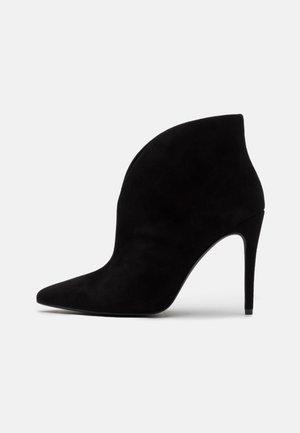 ALANI - High heeled ankle boots - black