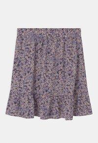 Grunt - Áčková sukně - purple - 0