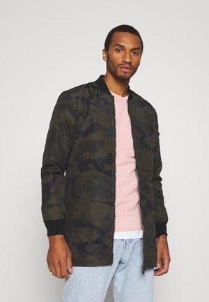CARTEL - Short coat - khaki