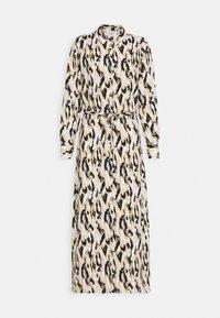 ADELEIDE DRESS - Košilové šaty - beige