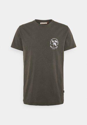 REGULAR - Print T-shirt - black