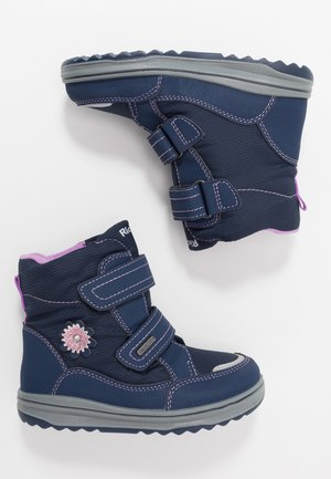 Winter boots - atlantic/lila