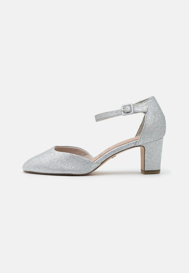Tamaris - Escarpins - silver glam