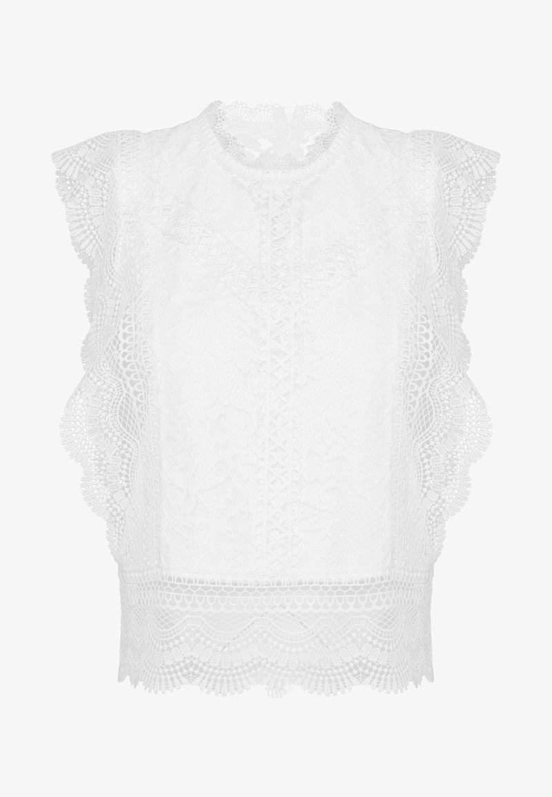 ONLY - ONLKARO  - Blouse - cloud dancer