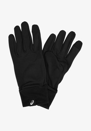 BASIC GLOVES - Fingervantar - performance black