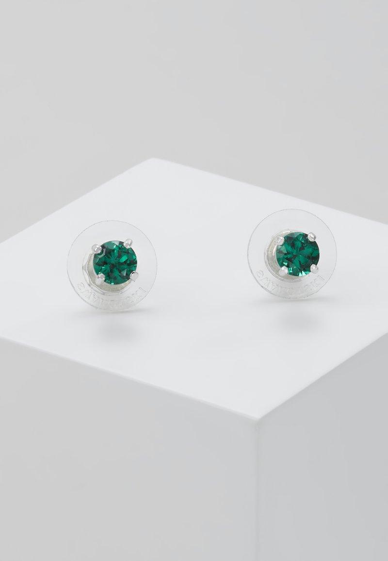 Swarovski - ATTRACT STUD NEW  - Earrings - green
