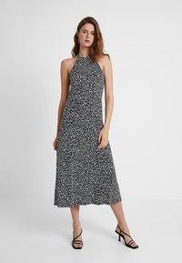 KIOMI TALL - Maxi dress - white/black - 0