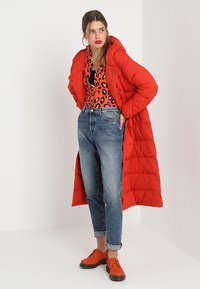 KIOMI - Down coat - orange - 2