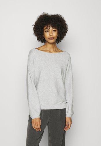 COO - Svetr - light grey
