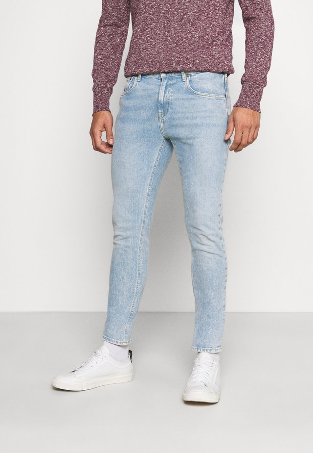 SKIM NEW ISLAND - Jeans Slim Fit - light-blue denim