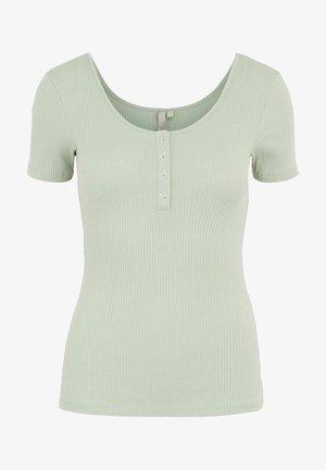 NOOS  - Print T-shirt - olive