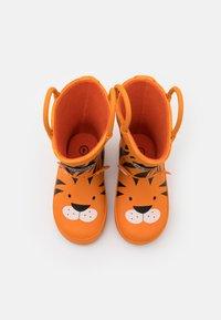 Chipmunks - ANTON UNISEX - Wellies - orange - 3