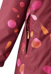 Reima - TOKI - Outdoor jacket - lingonberry red - 3