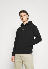 Hollister Co. - CENTERBOX LOGO - Sweatshirt - black - 0