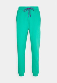 Urban Threads - COLOUR POP JOGGER UNISEX - Tracksuit bottoms - green - 4