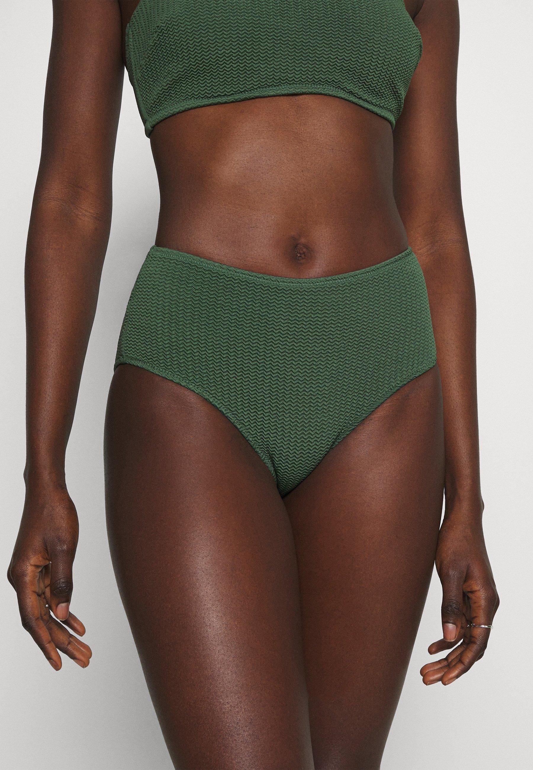 Women SEA DIVE WIDE SIDE RETRO - Bikini bottoms