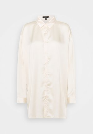 SHIRT - Button-down blouse - nude