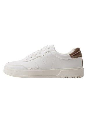 KAKI - Sneakers laag - cremeweiß