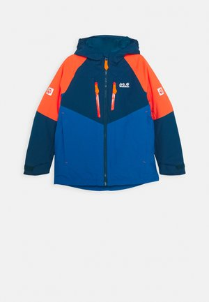 GREAT SNOW JACKET KIDS - Chaqueta de esquí - dark cobalt