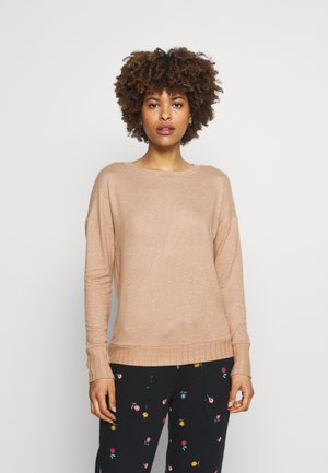 COSY CREW  - Pyjama top - camel
