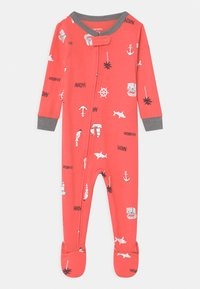 Carter's - ANCHOR - Sleep suit - red - 0